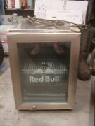 Red Bull Mini Fridge Baby Cooler Refrigerator - Cools Great - Local Pick Up Only