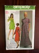 Simplicity Sewing Pattern 9080 Junior Petitesand039 And Missesand039 Dress In Three Lengths