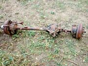 1958 1959 1960 1961-2 International Pickup Travelall Front Differential Axel 4wd