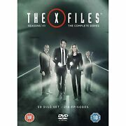 The X-files Complete Series, Seasons 1-11 [dvd] [2018]