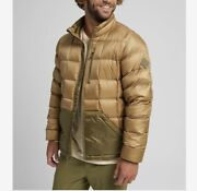 250 Nwt Burton Mens Xs Down Insulated Jacket Light Water-repellent Packable