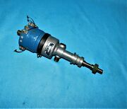 🔥 Nos Mallory Super Mag Tach-drive Distributor 546-hp Ford 351c 400 429 460