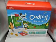 Osmo Coding Starter Kit For Ipad Ages 5-10 Hands On Education Learning Open Box