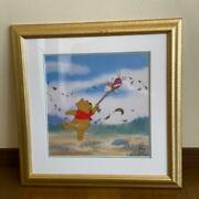 Disney Winnie The Pooh Cel Anime Limited Editions Spring Summer Autumn Winter