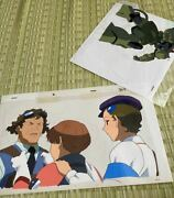 Difficult To Obtain Things At That Time Mobile Suit Gundam Zaku Cel Anime Video