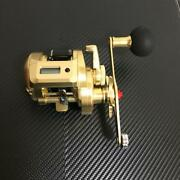 Shimano Ociaconquest Ct201pg With Yumeya Handle