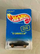 Hot Wheels Seattle Toy Show Limited Edition '67 Camaro Z-28 Super Rare 164 S12