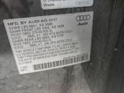 Driver Caliper Front Without Ceramic Brakes Fits 07-15 Audi Q7 538523
