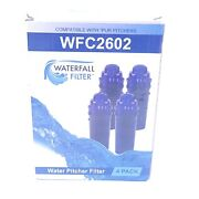 3 Pack Waterfall Filter Replacement Pitcher Water Filters For Pur Pitchers C