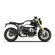 Zard Exhaust Conical Stainless Slip-on Bmw Rninet Urban Gs 1200cc 17-21