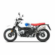 Zard Exhaust Stainless High Limited Slip-on Bmw Rninet Pure 1200cc 2017-2021