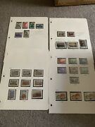 Russia Used And Mint Stamp Collection From 1950 To 1974 In More Than 300 Pages