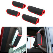 Roof Roll Bar Grab Handles Protective Case Cover For Ford F150 2015+ Accessories