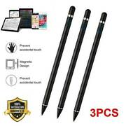Universal Touch Screen Stylus Black Pencil For Tablet Phone Pen Touch Screen