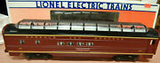 Lionel 6-19108, 6-7203 Norfolk And Western Vista Dome And Dining Cars