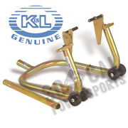 K And L Supply Kandl Mc40 Universal Front Wheel Stand 37-9689