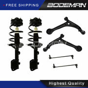 6pc Front Struts Lower Control Arms Sway Bar Links For 2005-2007 Honda Odyssey