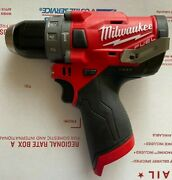 Milwaukee Fuel M12 Hammer Drill 2504-20 12v Brushless 1/2andrdquo Tool-only