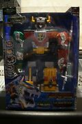 Trendmasters Voltron Jumbo 22 5 Lion Set Mint And Sealed In Box Grail Rare New