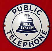 Ande Rooney Nostalgic Reproduction Metal Signs - Public Telephone