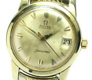 Omega Seamaster Antique 14762 Rice Bracelet Cal.562 Automatic Mens Secondhand