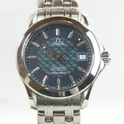 Pawn Shop Our Store Guarantee With Omega Seamaster Jacques Mailor 1997 Limited