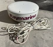 Raymarine Rd218 2kw 18andrdquo Analog Radar Dome Add On For Pathfinder And Cande-classic