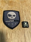 Tad Gear T Skull Patch Rare Dog Patch Ranger Eye Usn G3 Dauntless Group Pdw