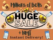 ⚡ Bells And Nook Miles Tickets - Diys Materials Gold Tools⚡ Online Fast Delivery