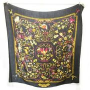 Hermes Pierres Dand039 Orient Et Occident Eastern Stone And Western Stonework Scarf