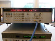 Hp 5335a Universal Counter 200 Mhz