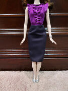 New And Complete_barbie Esme Twilight Doll Outfit Clothes_dress, Shoes, And Bracelet