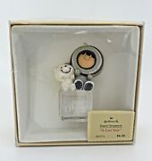 1980 Hallmark Frosty Friends First Ornament A Cool Yule Merry With Box No Books