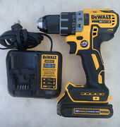 Dewalt Dcd791 20-vmax Xr Cordless Brushless1/2in.drill/driver Battery Charger-26