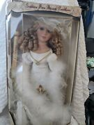 Unboxed Limited Edition Collectors Choice Genuine Fine Bisque Porcelain Doll