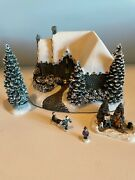 Thomas Kinkade Hawthorne Christmas Collection Village Antiques And Extra Figures