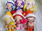Magical Doremi With Fairy Plush Doll Stuffed Toy Complete Set Length 28cm G3496