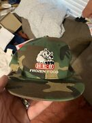 Heb Grocery Store Frozen Department Whse Camo Cap Lg/xlg