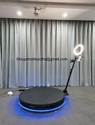 Automatic 360 Photo Booth 80 Cm... This Booth Holds 1 To 3 People.andnbsp