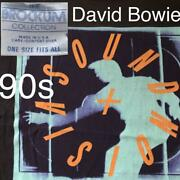 David Bowie 1990 Vintage Made T-shirt