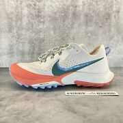 Nike Air Zoom Terra Kiger 7 Trail Shoes And039soft Pinkand039 - Wmns Size 8.5 Cw6066-600