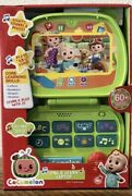 Cocomelon Sing And Learn Laptop Toy For Kids In Hand Free Shipping. Ships Fast