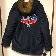 Supreme Hysteric Glamour N-3b Winter Jacket Men's S Size Japan