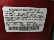 No Shipping Driver Left Rear Side Door Fits 06-10 Infiniti M35 550116