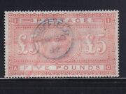 Gb Scott 93 Rare Vf Used Neat Cancel With Nice Color Cv 5000 See Pic