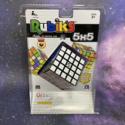 Rubik's Cube Winning Moves Games 5 X 5 Colors The Original Cube New In Package