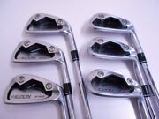 Secondhand Epon Af-505 Mouds3 Tour105 Bottles 25 Iron Set Local Club Custom