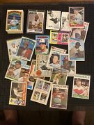 Vintage Topps Baseball Cards Lot 1960s1970s Starter Collection Vg-nm