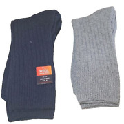 Wool Blend Crew Performance Heavy Weight Extreme Cold Socks 2 Pk Hewitt And Munro