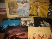 Genesis Collection / Early Charisma Pink Scroll 10 Albums
